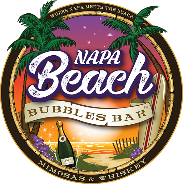 Logo Napa Beach Bubbles Bar
